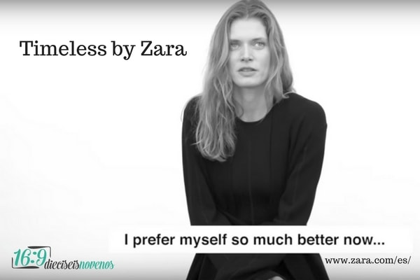 Timeless By Zara